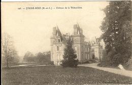 JUIGNE-BENE -  Château De La Thibaudiére   41 - Other Municipalities
