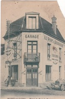 77-MORET-SUR-LOING- HOTEL DU PONT DE BOURGOGNE - Moret Sur Loing