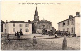44 SAINT-CYR-en-TALMONDAIS - (Canton Des Moutiers) - France