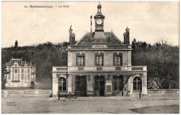 95 MONTMORENCY - La Gare - Montmorency