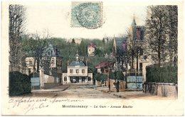 95 MONTMORENCY - La Gare - Avenue Emilie - Montmorency