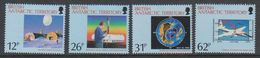 British Antarctic Territory (BAT) 1991 The Antarctic Ozone Hole 4v ** Mnh (40941A) - Brits Antarctisch Territorium  (BAT)