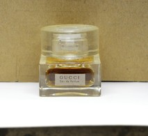 Miniature GUCCI EAU DE PARFUM  5 ML - Miniatures Modernes (à Partir De 1961)