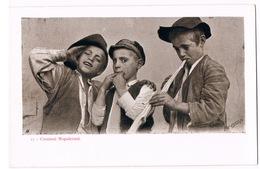 Cartolina - Postcard / Non Viaggiata - Unsent / Costumi Napoletani 17 - Fot-Esposito - Costumes