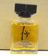 Miniature GUY LAROCHE FIDJI  3.5 ML - Miniatures Womens' Fragrances (without Box)