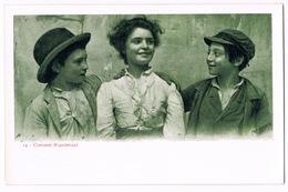 Cartolina - Postcard / Non Viaggiata - Unsent / Costumi Napoletani 14 - Fot-Esposito - Costumes