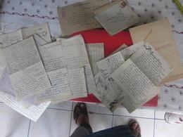 SCOUT JEUNESSE ETUDIANTE CHRÉTIENNE J.E.C.Documents Historiques-Manuscrits-Lettres-Archive Divers Guerre 39/45 SCOUTISME - Manuscripts
