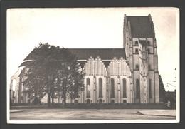 Kobenhavn - Grundtvigskirken - 1955 - Photo Card - Denmark