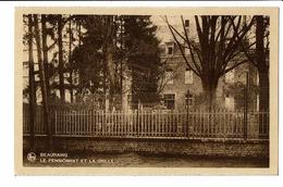 CPA - Carte Postale - BELGIQUE - Beauraing - Le Pensionnat Et Sa Grille - S2771 - Beauraing