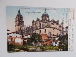 CPA- No Repro-  SALAMANCA - La Catedral, Vista Al Sur 1904 - Salamanca