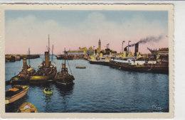Schlepper Im Hafen Von Cherbourg ....... - Tugboats