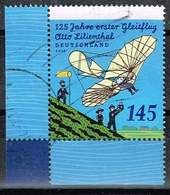 Bund 2016, Michel# 3254 O 125. Jahrestag Des 1. Fluges - Otto Lilienthal - Gebraucht