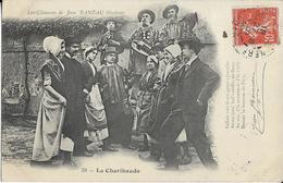 JEAN RAMEAU Illustrateur La Charimaude  Cher Carte Signée - Humour