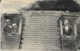 JEAN RAMEAU Illustrateur La Mansarde  Carte Signée - Humour