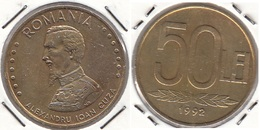 Romania 50 Lei 1992 KM#110 - Used - Romania