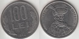 Romania 100 Lei 1992 Prince Mihai Viteazul KM#111 - Used - Romania