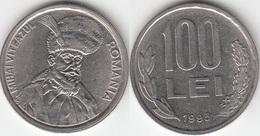 Romania 100 Lei 1993 Prince Mihai Viteazul KM#111 - Used - Romania