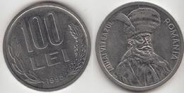 Romania 100 Lei 1995 Prince Mihai Viteazul KM#111 - Used - Romania