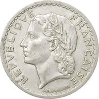 Monnaie, France, Lavrillier, 5 Francs, 1948, Paris, TTB, Aluminium, KM:888b.1 - France