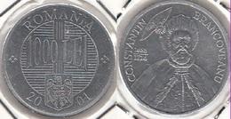 Romania 1,000 Lei 2001 Constantin Brancoveanu Km#153 - Used - Romania
