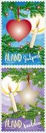 Aland - Postfris / MNH - Complete Set Kerstmis 2018 - Aland