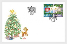 Aland - Postfris / MNH - FDC Kerstmis 2018 - Aland