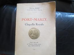 Emile Bois Curé De Port Marly  Port-Marly Chapelle Royale  1960 - Ile-de-France