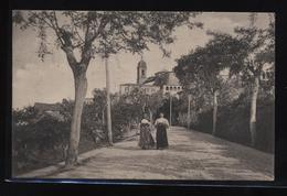 Cartolina Viaggiata Anni '10 Raffigurante Francavilla Al Mare - Viale Umberto I D352 - Italien