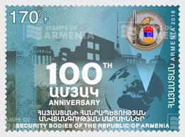 Armenië / Armenia - Postfris / MNH - Veiligheidsdiensten 2018 - Armenië