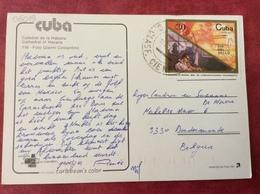 Cuba. Habana Catedral - Postcards