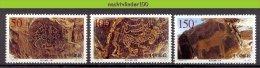Mwk002 ROTSTEKENINGEN ROCK PAINTINGS MAMMALS HÖHLENZEICHNUNGEN CHINA 1998 PF/MNH  VANAF1EURO - Archeologie