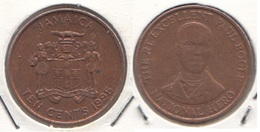 Giamaica 10 Cents 1995 KM#146.2 - Used - Giamaica