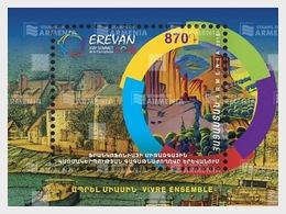Armenië / Armenia - Postfris / MNH - Sheet Francophone Top In Yerevan 2018 - Armenië
