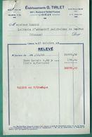 14 Lisieux G Tirlet  27 Octobre 1945 - France