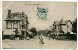 14 HOULGATE-BEUZEVAL ++ Place De La Gare ++ - Houlgate
