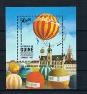 Guinea-Bissau 1983 Ballon Block 247 Gestempelt - Guinea-Bissau