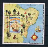 Guinea-Bissau 1983 Schiffe Block 253 Gestempelt - Guinea-Bissau