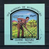 Guinea-Bissau 1983 Landwirtschaft Block 256 Gestempelt - Guinea-Bissau