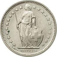 Monnaie, Suisse, 1/2 Franc, 1975, Bern, TTB+, Copper-nickel, KM:23a.1 - Switzerland