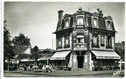 14 HOULGATE ++ Hôtel Du Chemin De Fer - G. LEMAINGNEN (propriétaire) ++ - Houlgate