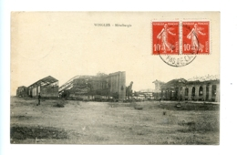 Wingles - Metallurgie / 1921 - Lens