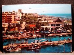 (FG.I41) CERVIA - MILANO MARITTIMA - PORTO CANALE (RAVENNA) Viaggiata 1973 - Ravenna