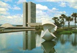 BRESIL : BRASILIA - Congresso National - Brasilia
