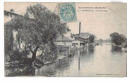 54 Luneville La Vezouse - Luneville