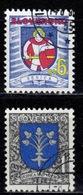 SK+ Slowakei 1993 1996 Mi 166 177 180 256 Dubnica, Senica, Kovacs - Slovakia