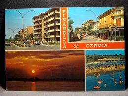 (FG.I42) PINARELLA DI CERVIA - VEDUTE VEDUTINE (RAVENNA) Viaggiata - Ravenna