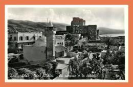 A718 / 399  Liban IBEIL Byblos Mosquée Et Citadelle - Liban