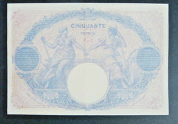 F 14 /28  50 F BLEU  ROSE  28/6/1916  SPL  C  800 € - 50 F 1889-1927 ''Bleu Et Rose''