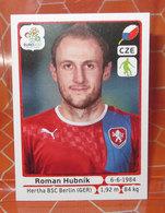 EURO2012 PANINI N. 145 HUBNIK  STICKER NEW CON VELINA - Panini