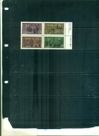 CANADA LA 2 GUERRE MONDIALE II  4 VAL NEUFS A PARTIR DE 0.75 EUROS - Seconda Guerra Mondiale